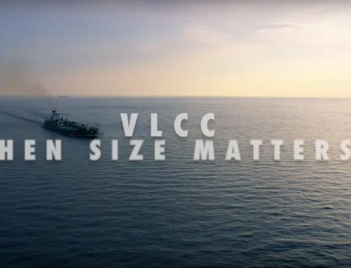 Supertanker Dimensionen