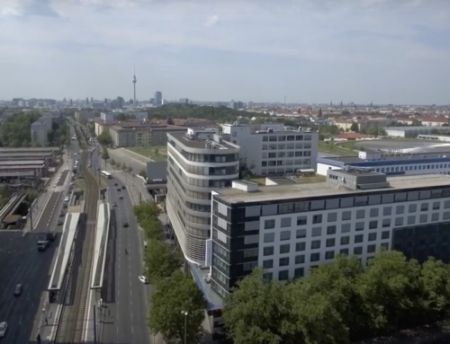 Patrizia GrundInvest Berlin Landsberger Allee