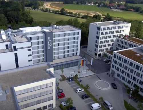 Dr. Peters Courtyard by Marriott Oberpfaffenhofen